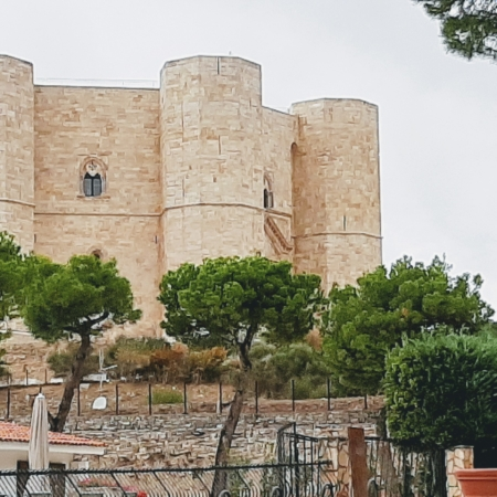 Taxi Castel del Monte