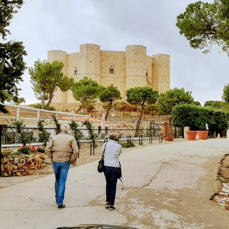 servizio taxi ncc Castel del Monte