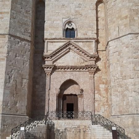tour taxi ncc Castel del Monte